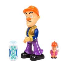 熊出没光头强玩具会说话的智能跳舞机器人充电动会走路唱歌儿童机 抖音 大号遥控光头强玩具