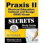 【预订】Praxis II Physical Education: Content and Design (0095)