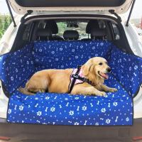 汽车用品 车载宠物垫后备箱款防水座垫狗狗用品宠物汽车垫狗垫子 155*105*35cm【3D立体】