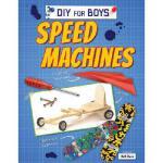 【预订】Speed Machines9781477762752