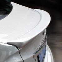 现代瑞纳 名图尾翼 瑞纳 名图汽车改装专用带烤漆压尾翼 红色 名图 幻影黑
