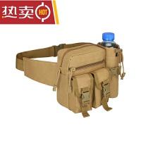 路亚包迷彩战术水壶腰包腿包胸挂包休闲户外多功能工具鱼饵包SN0932