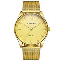 简约薄款情侣表潮流男士石英表新款时尚商务男士手表