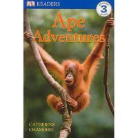 【预订】Ape Adventures