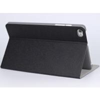 华为m2平板保护套 8寸平板电脑M2-801w/803L皮套 壳m2-803l保护套 M2 8寸黑色+钢化膜