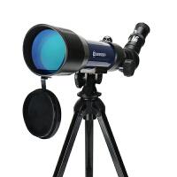 儿童高清小学生观星十岁男孩生日礼物天文望远镜