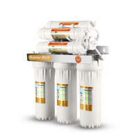 【支持礼品卡】不锈钢净水器家用厨房直饮超滤净水机自来水龙头过滤器4cp