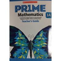 英文原版 Prime: Mathematics 3A Teacher's Guide 初级:数学3A教师指南