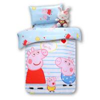 幼儿园被子三件套床上用品婴儿被套纯棉儿童午睡被宝宝六件套被褥 其它
