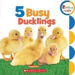 【预订】5 Busy Ducklings