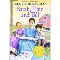 Sarah, Plain and Tall 又丑又高的莎拉(1986年纽伯瑞金奖) ISBN9780064402057