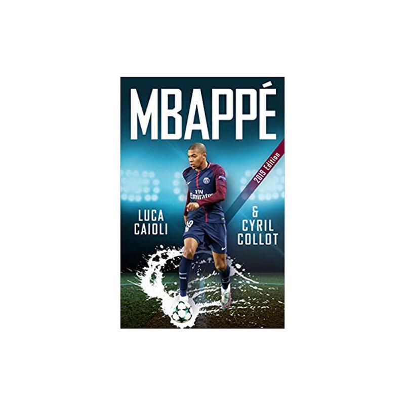 【预订】英文原版 Mbappé 法国球星 姆巴佩传记 (他传体)9781785784187 美国库房发货,通常付款后3-5周到货!