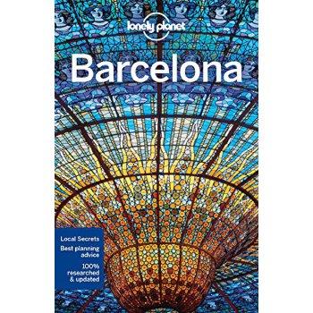 Lonely Planet Barcelona 孤独星球城市旅行指南:巴塞罗那 英文原版