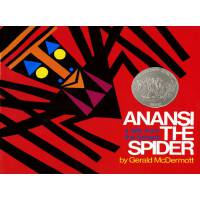 Anansi the Spider: A Tale from the Ashanti 蜘蛛安纳西 1973年凯迪克银奖