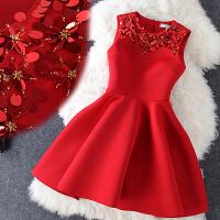 秋冬款新娘敬酒服订婚衣服婚礼服装回门结婚宽松孕妇礼服红裙子女