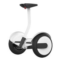 2018新款 智能平衡车儿童双轮代步车两轮电动迷你漂移车带扶杆10寸 54v