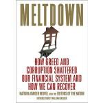 【预订】Meltdown How Greed and Corruption Shattered Our Financi