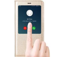 华为 mate9手机壳 华为Mate9保护套 mate9 MHA-AL00 手机保护壳 全包翻盖防摔智能视窗男女款皮套