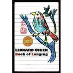 Book of Longing 莱昂纳德・科恩:渴望之书 英文原版