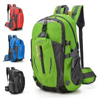 户外旅行双肩包男士大容量防水登山包学生书包女轻休闲运动背包