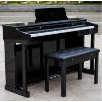钢琴电钢琴88键重锤家用儿童专业初学者幼教学生琴