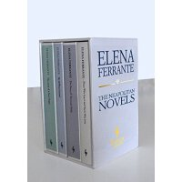 【现货】英文原版 那不勒斯四部曲 HBO我的天才女友 The Neapolitan Novels Boxed Set