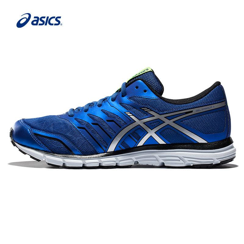 ASICS亚瑟士春夏季运动鞋缓冲跑步鞋轻便透气慢跑鞋男T5K3N-4293