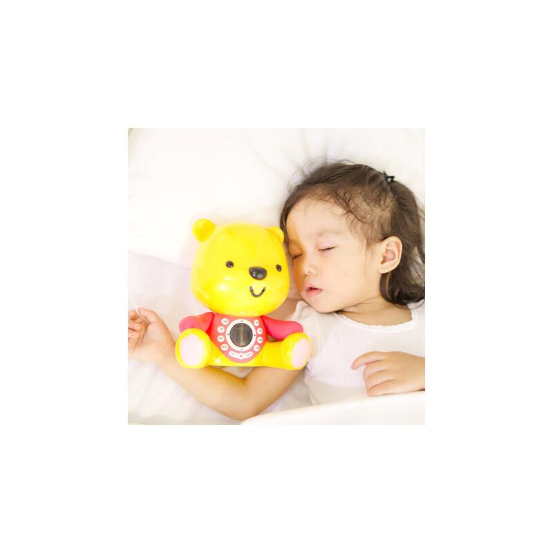 优彼早教机小熊优比故事机儿童玩具宝宝安抚音乐播放器可充电下载