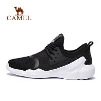 camel 骆驼运动鞋男2018春季新品网布跑步鞋时尚潮鞋男运动休闲鞋