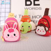 小虫家儿童包包韩版 男童女童斜挎包 儿童胸包旅行包迷你休闲包