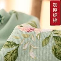 时尚床单婴儿儿童双人老粗布凉席新款加密布料夏季炕单学生床