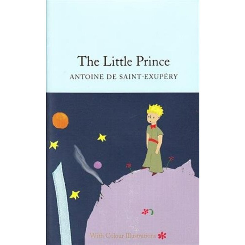 Collectors Library系列:小王子 英文原版 The Little Prince Macmillan Collector's Library 英文文学