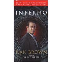 现货地狱 inferno 丹布朗 电影版封面悬疑小说 英文原版 Dan Brown 全英文版小说 但丁密码 进口书籍 畅
