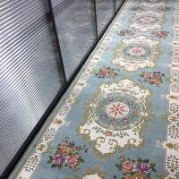 卧室地毯走廊过道飘窗榻榻米地垫房间床边毯厨房脚垫门垫长条防滑 卷材宽幅160cm 长1米的价格