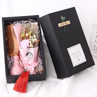 520情人节礼物送女友朋友生日惊喜浪漫毕业送给老师给老妈实用的 +梳子