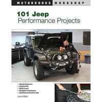 【预订】101 Jeep Performance Projects