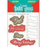 【预订】Christmas Sticky Tags