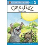 Puffin Young Reader Level 3 Cork and Fuzz #3 Wait a Minute
