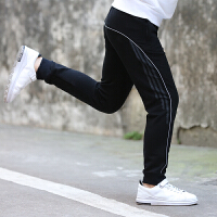 中大童男童宽松薄款运动裤夏装裤子长裤儿童防蚊裤