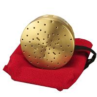 新款随身灸艾灸盒 铜环保灸加厚调温灸盒无烟艾条