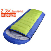 户外单人睡袋保暖冬季羽绒学生被子便携野营野外帐篷大人