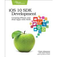 【预订】IOS 10 SDK Development: Creating iPhone and iPad Apps w