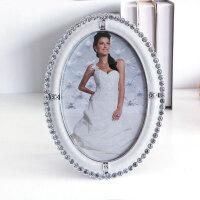 创意欧式相框摆台6寸7寸10寸婚纱影楼相架照片框写片节日礼物