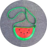 草莓儿童斜挎包女单肩斜跨小包个性可爱公主包包宝宝零钱包背包