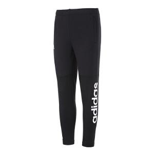 Adidas阿迪达斯 2017新款男子针织透气收腿小脚运动长裤 BQ9090