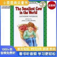 #原版英文童书 The Smallest Cow in the World 世上小的奶牛[4-8岁]