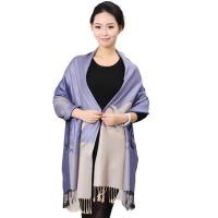 冬天保暖围巾  女气质长款丝巾  秋冬季披肩围巾  柔软两用