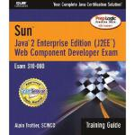 【预订】Sun Web Component Developer Exam: Exam 310-080 [With CD