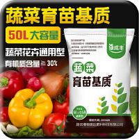 【支持礼品卡】有机土通用大包蔬菜育苗基质阳台蔬菜绿植养花种植营养肥料土jw9