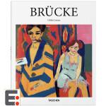 艺术画册集 桥社表现主义 DIE BRUCKE 艺术绘作品集 塔森进口英文原版 画册绘画图画本 画册本 手绘 画册印刷